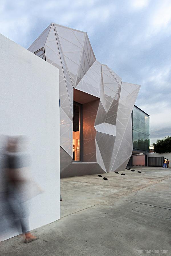 厄瓜多尔 Integral Iluminacion 商业大厦设计 店面设计 商业空间设计 专卖店设计