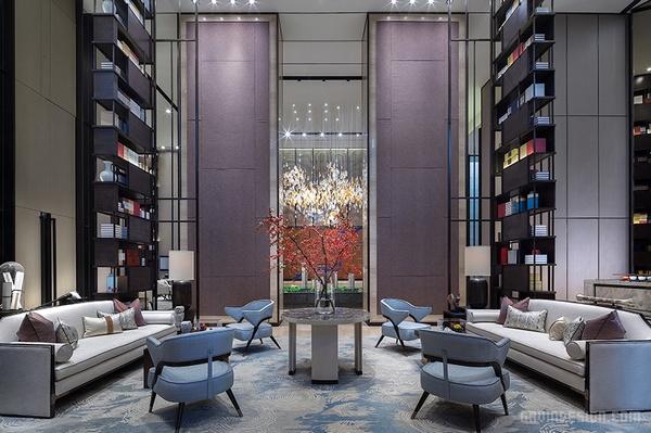 上海海珀黄浦售楼处设计 售楼处设计 售楼中心设计 中国 上海