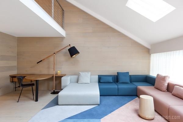 悉尼乌鲁姆鲁 Ovolo 酒店设计 酒店设计 澳大利亚 展馆设计