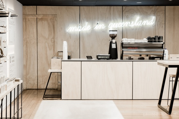 澳大利亚布里斯班 Noosa 巧克力工厂设计 糖果店设计 澳大利亚 店面设计 巧克力店设计 商业空间设计 专卖店设计