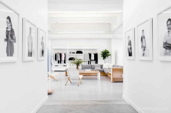 美国时尚品牌 Everlane 办公室设计 美国 办公空间设计 办公室设计