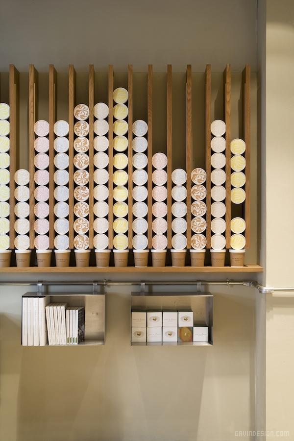 巴塞罗那 Rocambolesc 冰淇凌店设计 酒吧设计 西班牙 包装设计 冰淇凌店设计
