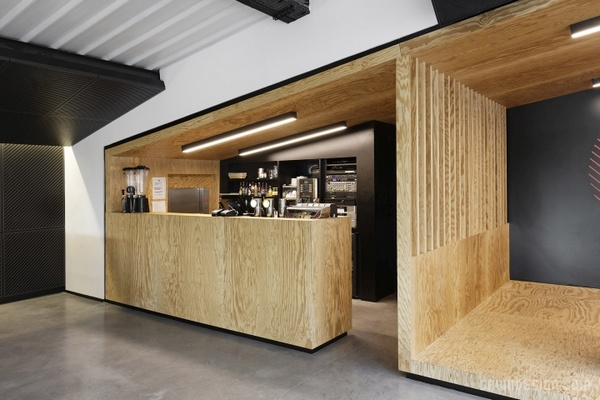 法国 La Factory 休闲中心设计 法国 休闲中心设计