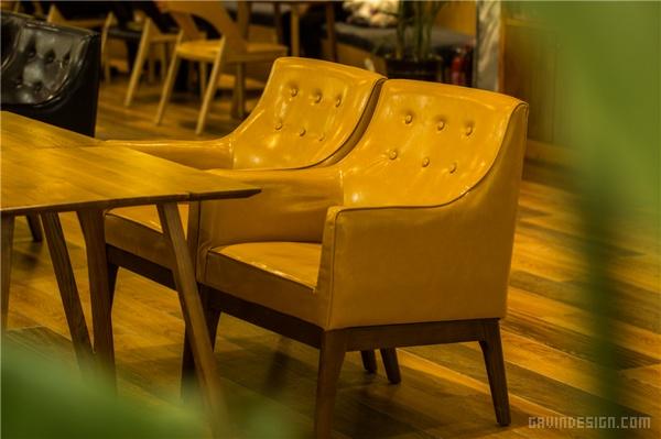 青岛河马的幸福咖啡馆设计 餐厅设计 店面设计 商业空间设计 咖啡馆设计 咖啡厅设计 中国