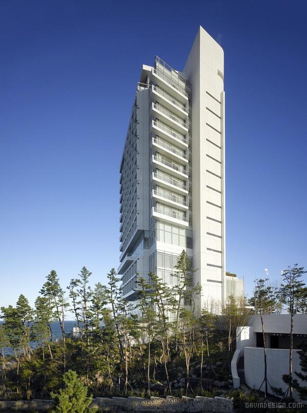 韩国新 Seamarq 酒店设计 韩国 酒店设计 景观设计