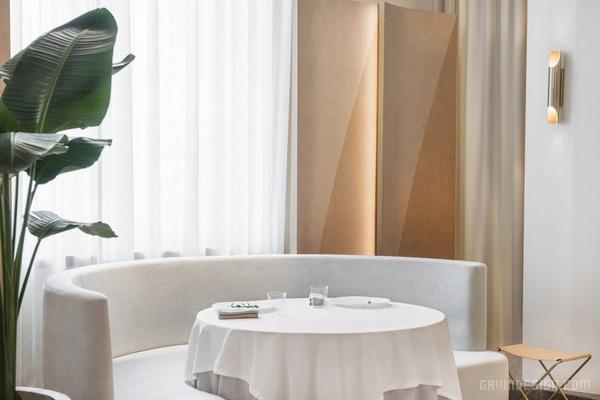 新加坡 Odete 餐厅改造设计 餐厅设计 新加坡 店面设计 商业空间设计