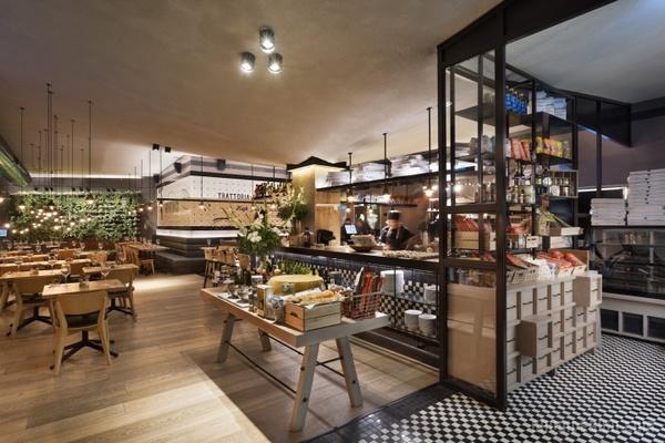 以色列海法 vivino italian quarter 餐厅设计 戈者设计