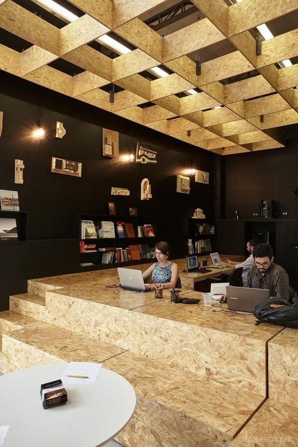 巴西马林加 AUá Arquitetos 办公室设计 巴西 办公空间设计 办公室设计