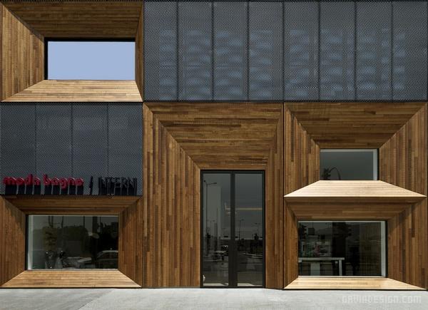希腊雅典 MODA BAGNO & INTERNI 店面设计 旗舰店设计 店面设计 希腊 商业空间设计 专卖店设计
