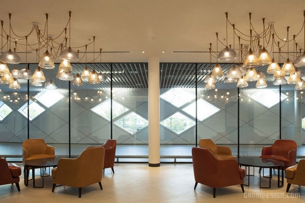 阿姆斯特丹史基浦机场希尔顿酒店设计 酒店设计 荷兰