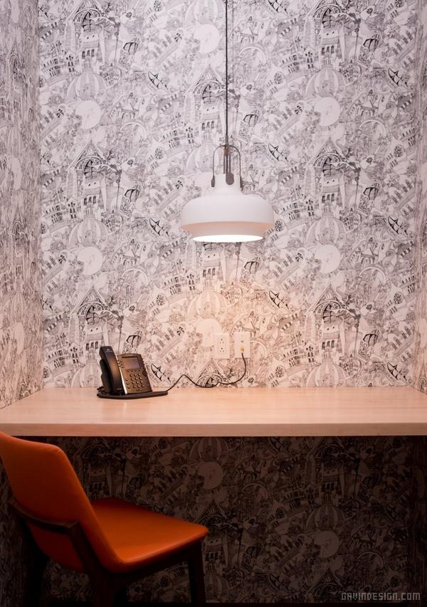 蒙特利尔 Shopify 办公室设计 加拿大 办公空间设计 办公室设计