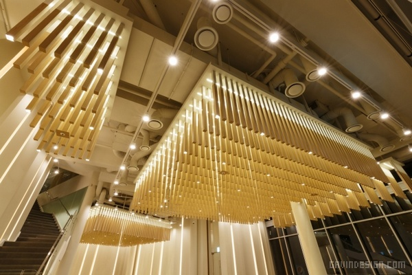 韩国江原道 Korean Buffet 餐厅设计 餐厅设计 韩国 店面设计 商业空间设计