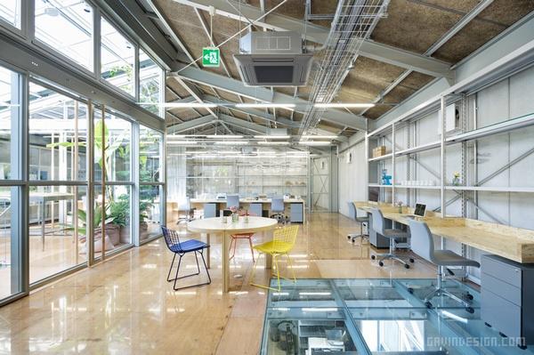 东京 Blue Bottle Coffee 咖啡店设计 日本 店面设计 商业空间设计 咖啡馆设计 咖啡店设计