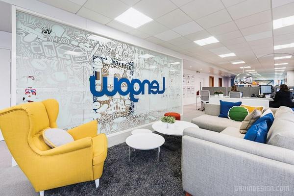 法国南特 Lengow 办公室设计 法国 办公空间设计 办公室设计