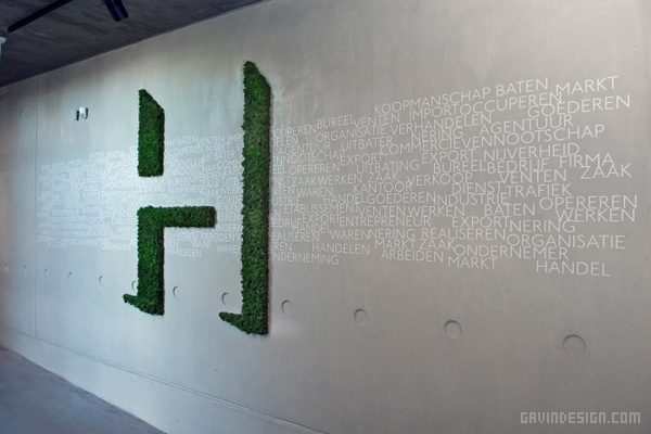 荷兰阿姆斯特丹 Handel 办公室设计 荷兰 办公空间设计 办公室设计