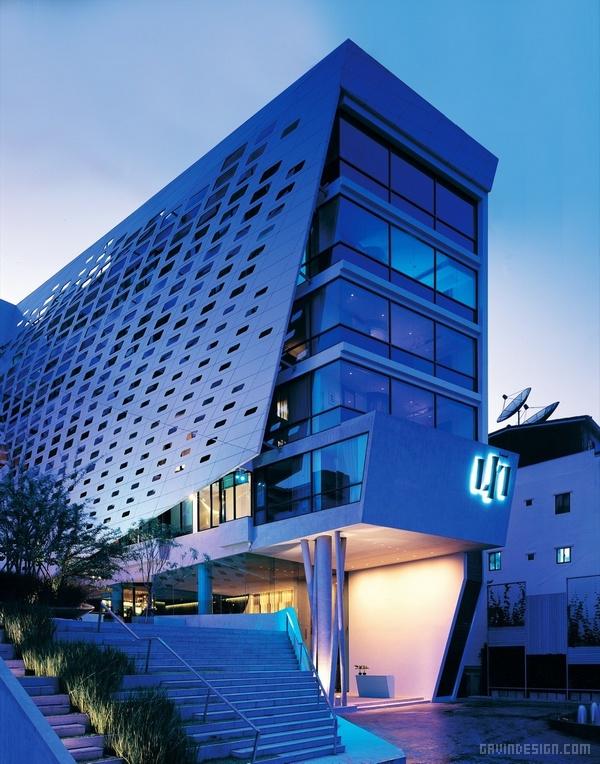 泰国曼谷 LIT 酒店设计 酒店设计 泰国