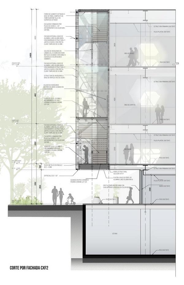 墨西哥利物浦百货公司设计 百货公司设计 澳大利亚 商场设计 商业空间设计