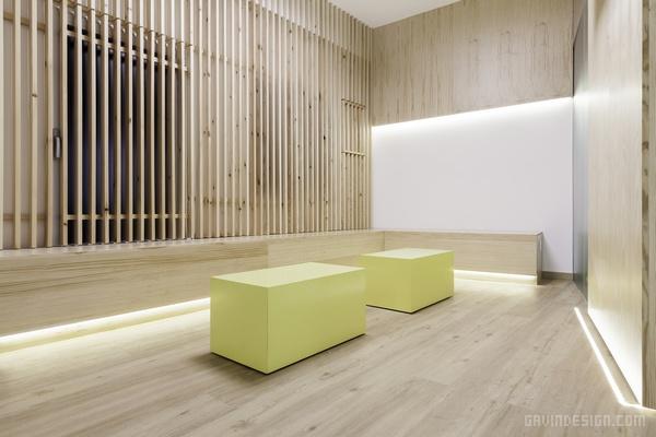 西班牙 Adriana García 牙科诊所设计 诊所设计 西班牙 牙所设计