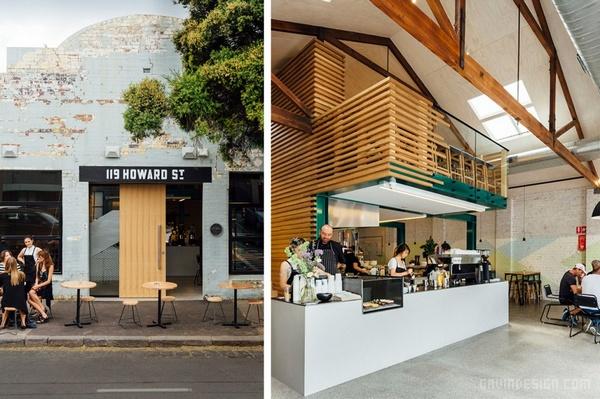 墨尔本 Code Black Coffee 咖啡馆设计 餐厅设计 澳大利亚 店面设计 商业空间设计 咖啡馆设计 咖啡厅设计