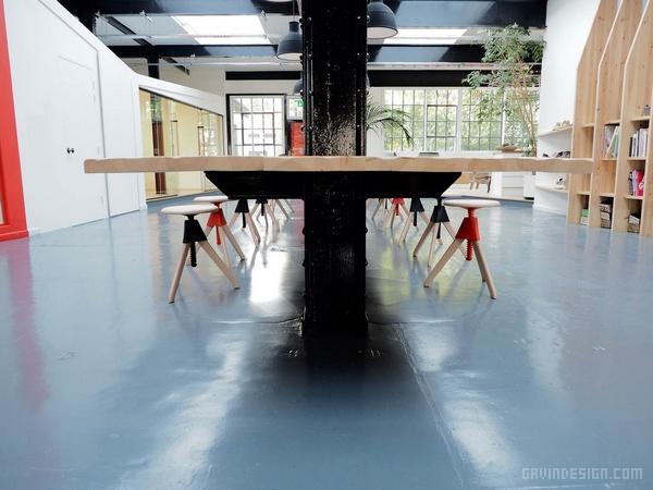 巴黎 Clarks 工作室设计 法国 工作室设计 办公室设计