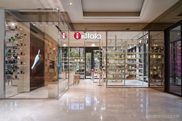 台北 iittala 家居店设计 旗舰店设计 店面设计 家居店设计 商业空间设计 台湾 中国 专卖店设计
