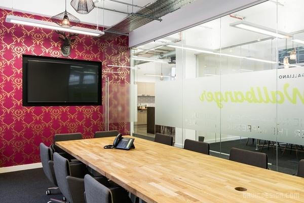 伦敦 Admedo 广告公司办公室设计 英国 办公空间设计 办公室设计