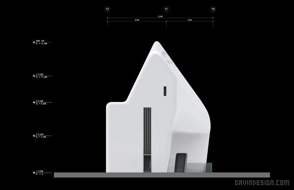 韩国首尔 Paul Smith 旗舰店设计 韩国 旗舰店设计 店面设计 商业空间设计 专卖店设计