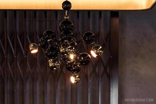 香港铜锣湾 The Park Lane 酒店设计 香港 酒店设计