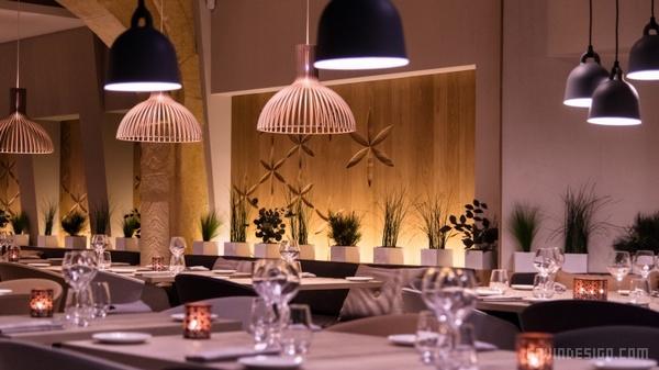 法国普罗旺斯 Côté Cour 餐厅设计 餐厅设计 法国 店面设计 商业空间设计