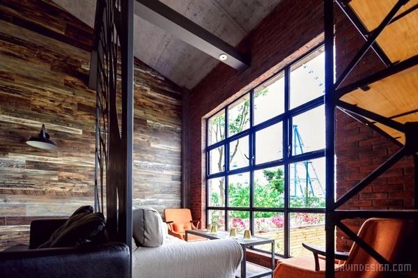 成都芒果树咖啡馆设计 店面设计 商业空间设计 咖啡馆设计 咖啡厅设计 中国