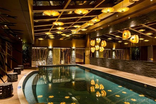 广州依珠江河顶荟私人会所设计 广州 俱乐部设计 会所设计 中国