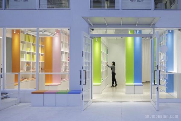 东京涩谷区 CORAZYs 家居店设计 日本 店面设计 家居店设计 商业空间设计 专卖店设计