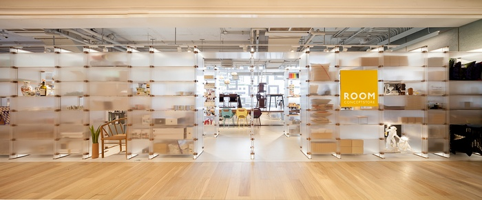 泰国曼谷 ROOM 家居品牌概念店设计 澳大利亚 泰国 概念店设计 家居店设计