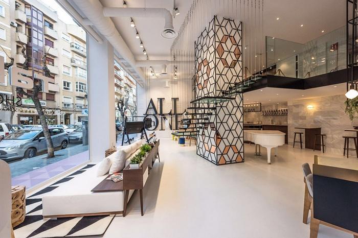 西班牙穆尔西亚 Talasur 软装样板间设计 西班牙 样板间设计 店面设计