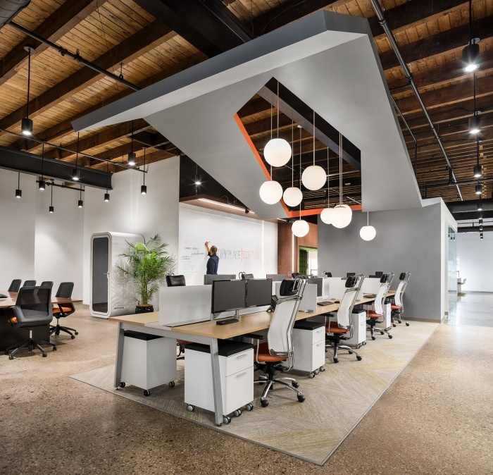 美国新泽西 Studio Eagle 办公室设计 美国 办公空间设计 办公室设计