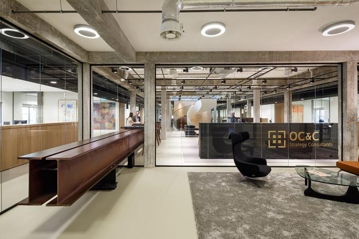 荷兰鹿特丹 OC&C 战略顾问公司办公室设计 荷兰 办公室设计