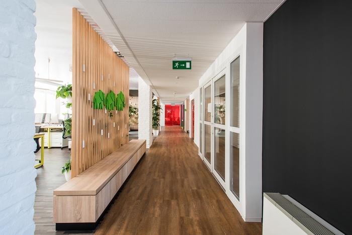 匈牙利布达佩斯 Horton works 办公室设计 办公空间设计 办公室设计