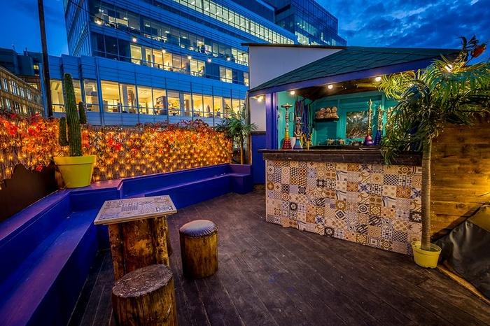 英国伦敦 QUEEN OF HOXTON 酒吧设计 酒吧设计 英国