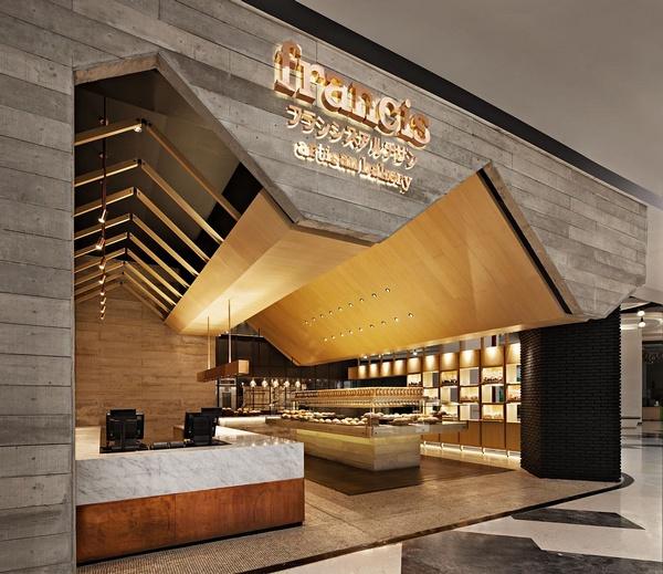 印度尼西亚 Francis 手工面包店设计 面包店设计 烘焙店设计 店面设计