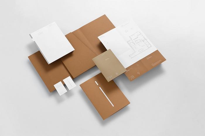The International 地产品牌形象设计 海报设计 标志设计 宣传册设计 品牌形象设计 名片设计