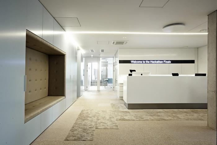 爱沙尼亚 TransferWise 科技公司办公室设计 办公空间设计 办公室设计