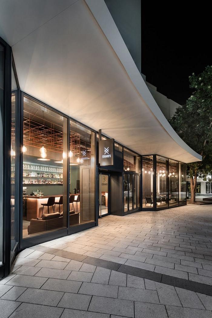 德国斯图加特 Eduard 酒吧设计 餐厅设计 酒吧设计 德国