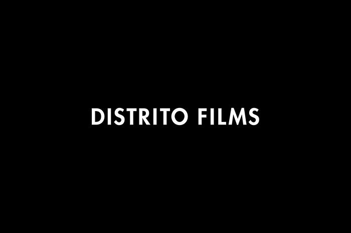 西哥 Distrito 电影制作企业品牌形象设计 标志设计 墨西哥 品牌形象设计 名片设计