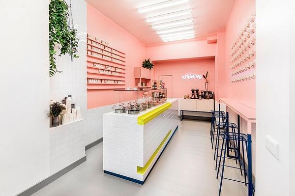 德国柏林 Cookie bar 酒吧设计 酒吧设计 德国