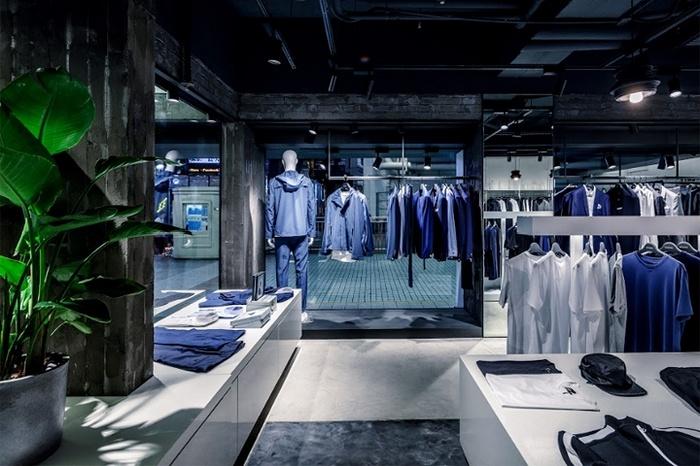 香港 At Twenty 男装概念店设计 香港 男装店设计 概念店设计 店面设计 专卖店设计