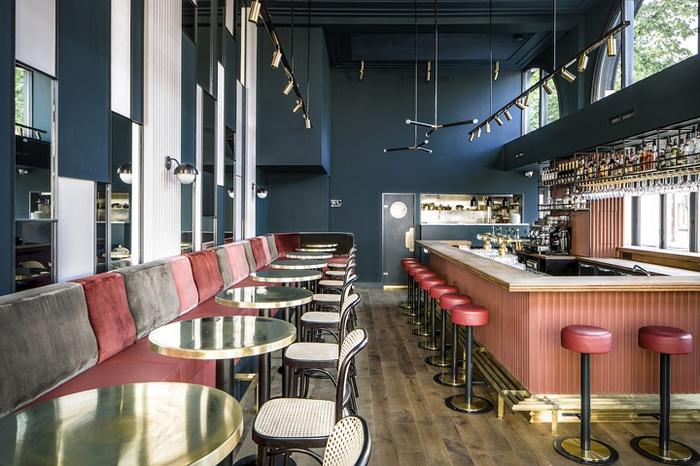 荷兰阿姆斯特丹 WALDECK 古典酒吧设计 酒吧设计 荷兰
