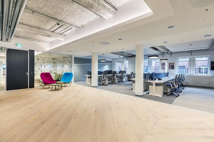 德国汉堡 Yelp 公司办公室设计 德国 办公空间设计 办公室设计