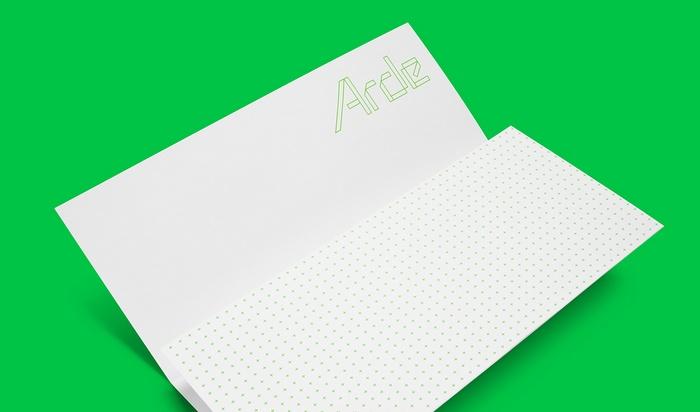 秘鲁 Arde 建筑公司VI、标志设计 网站设计 标志设计 名片设计 VI设计