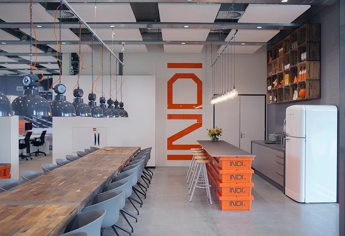 荷兰 Indi 简约创意办公室设计 荷兰 办公室设计