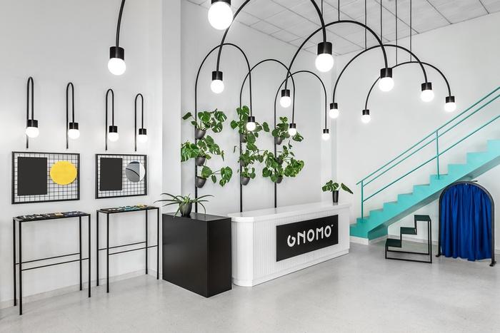 西班牙瓦伦西亚 Gnomo 生活馆设计 西班牙 生活馆设计 店面设计 商业空间设计